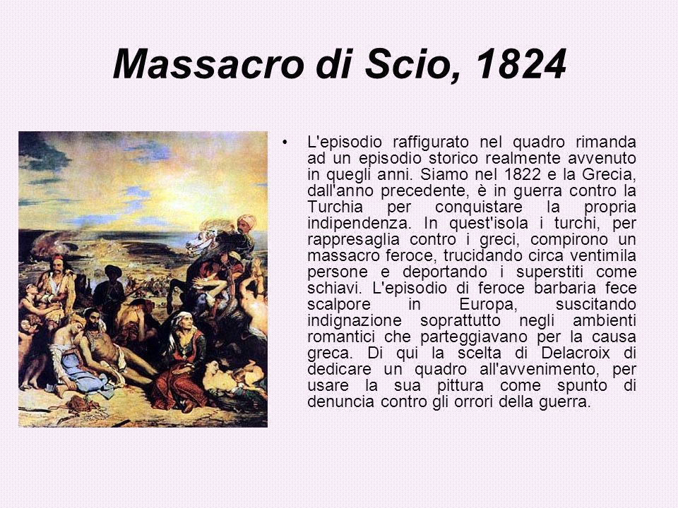 Massacro di Scio, 1824
