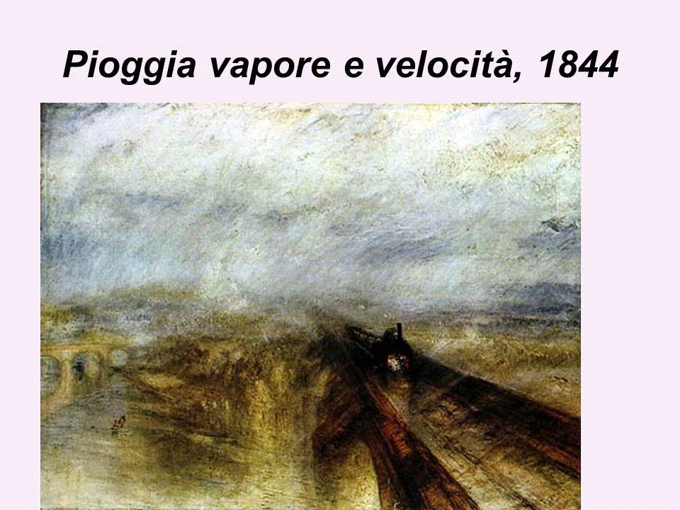 Pioggia vapore e velocità, 1844