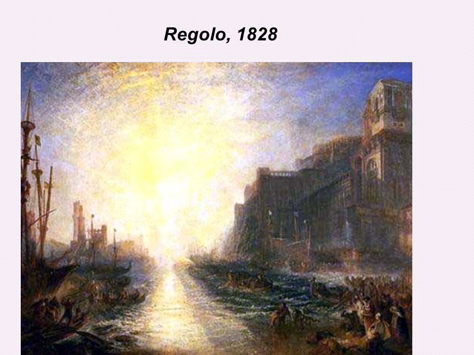 Regolo, 1828
