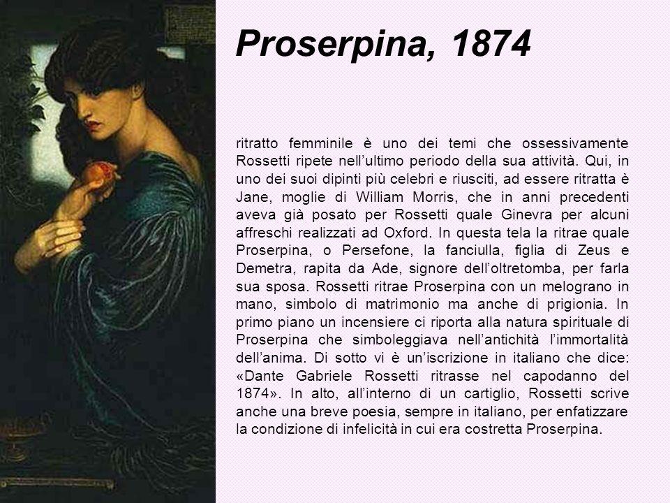 Proserpina, 1874
