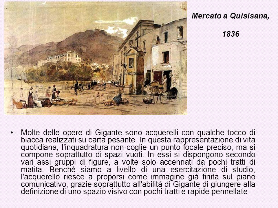 Mercato a Quisisana, 1836