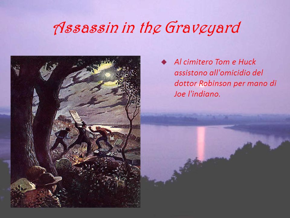 Assassin in the Graveyard