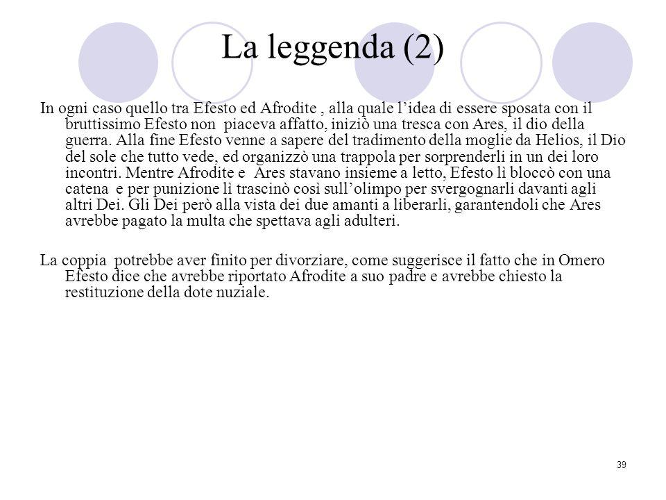 La leggenda (2)