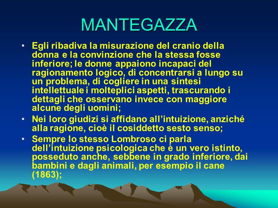 MANTEGAZZA