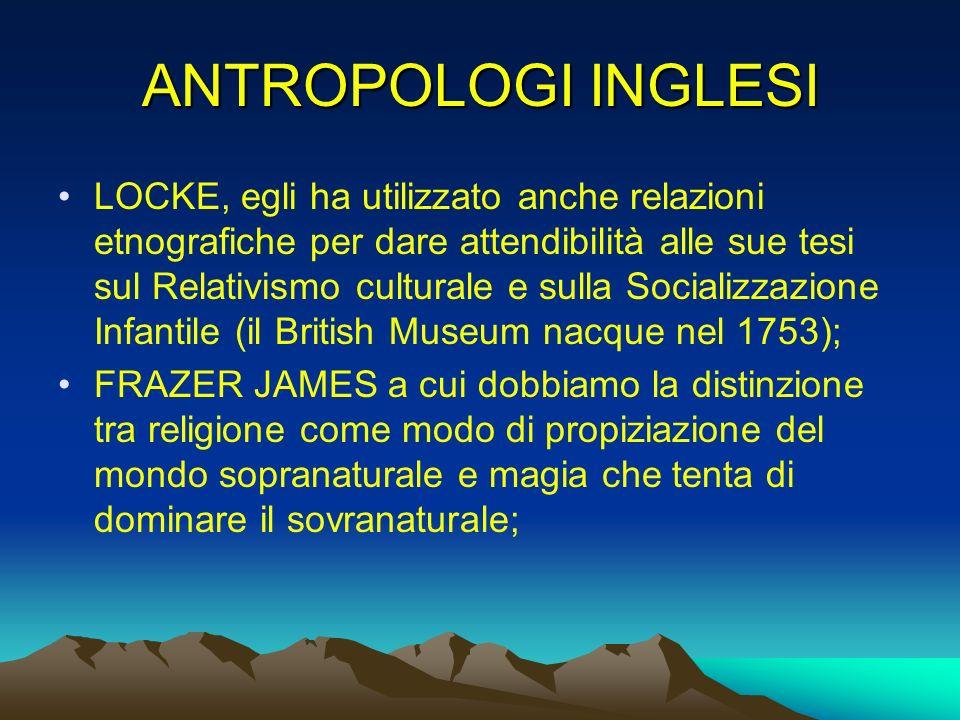 ANTROPOLOGI INGLESI