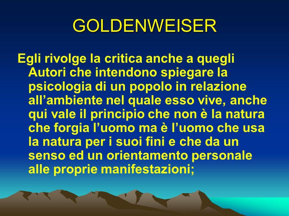 GOLDENWEISER