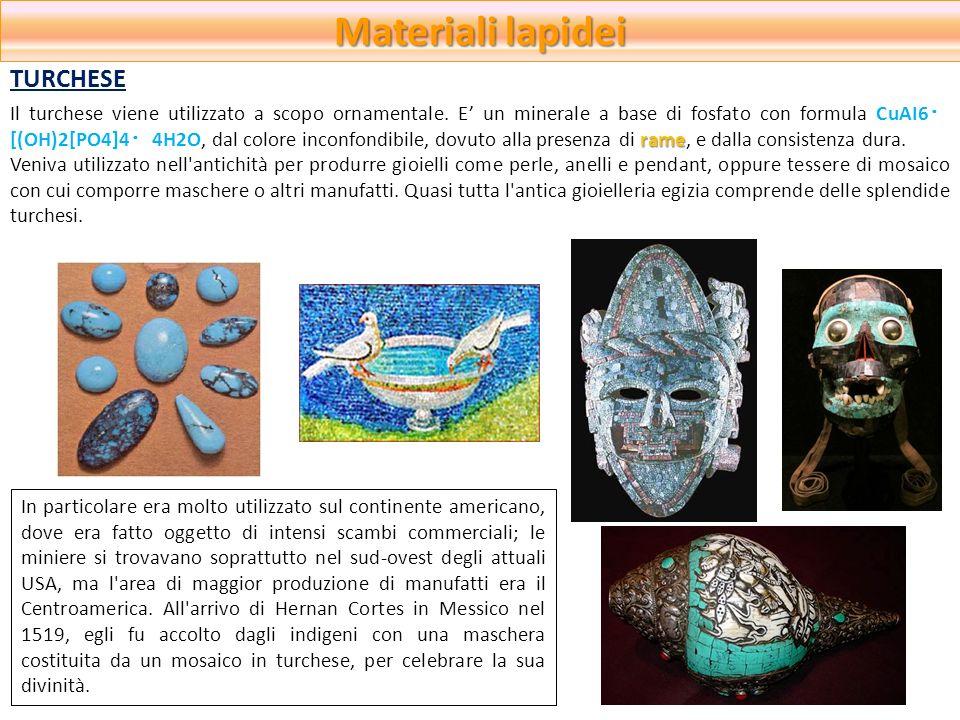 Materiali lapidei TURCHESE