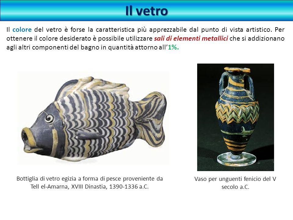 Vaso per unguenti fenicio del V secolo a.C.