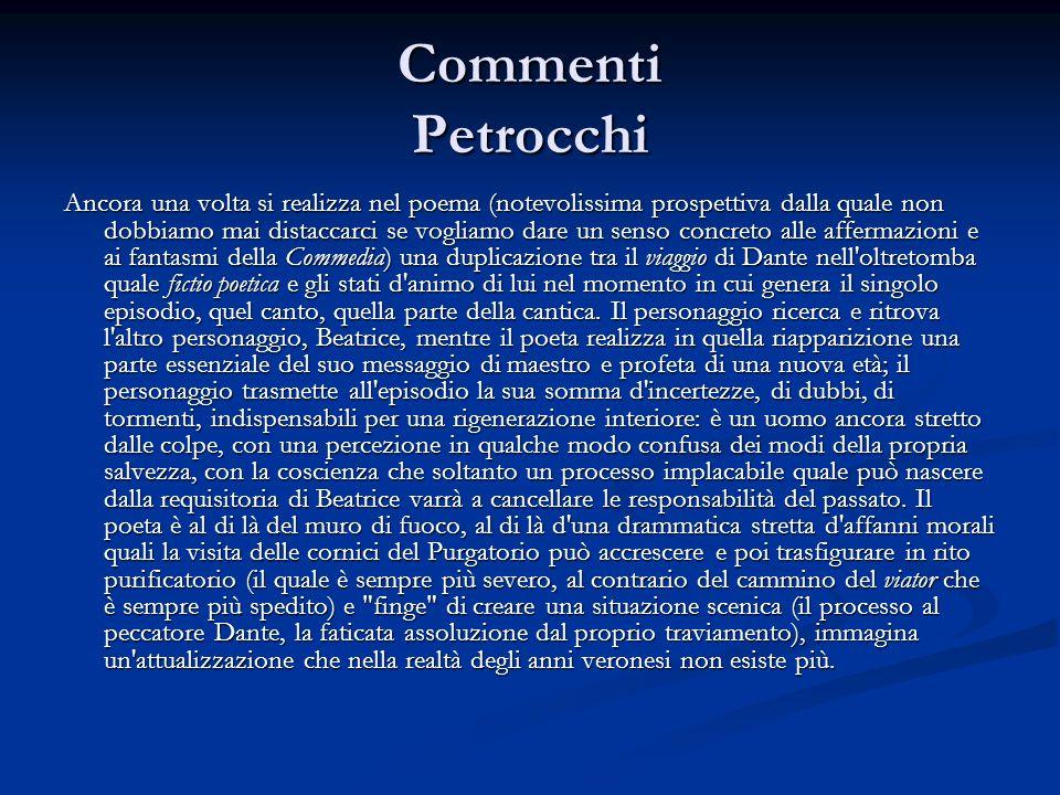 Commenti Petrocchi