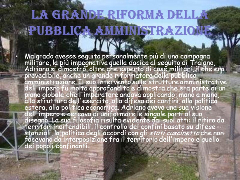 La grande riforma della pubblica amministrazione