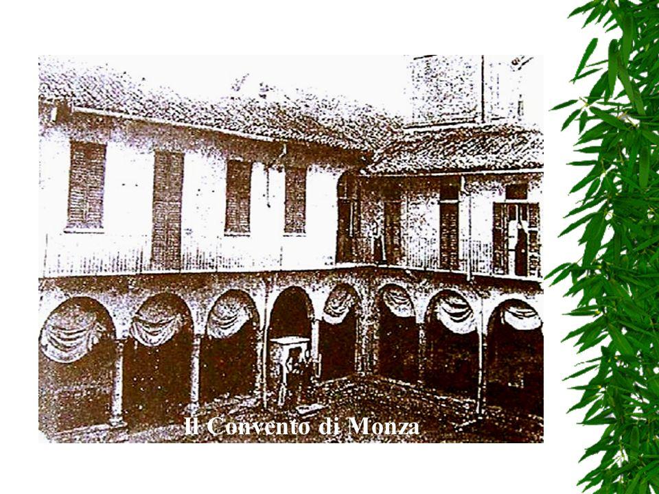 Il Convento di Monza