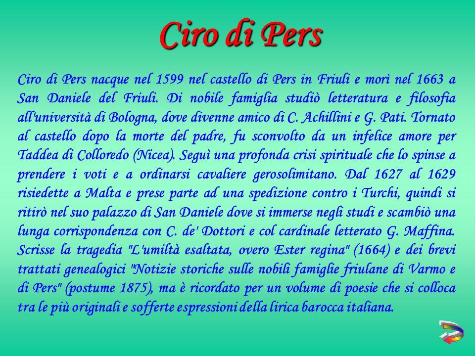 Ciro di Pers