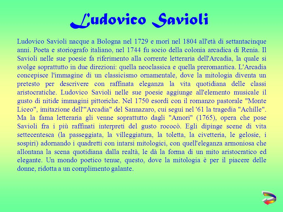 Ludovico Savioli