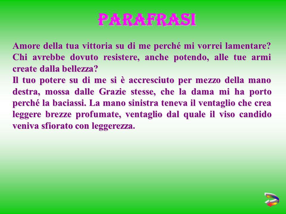 Parafrasi