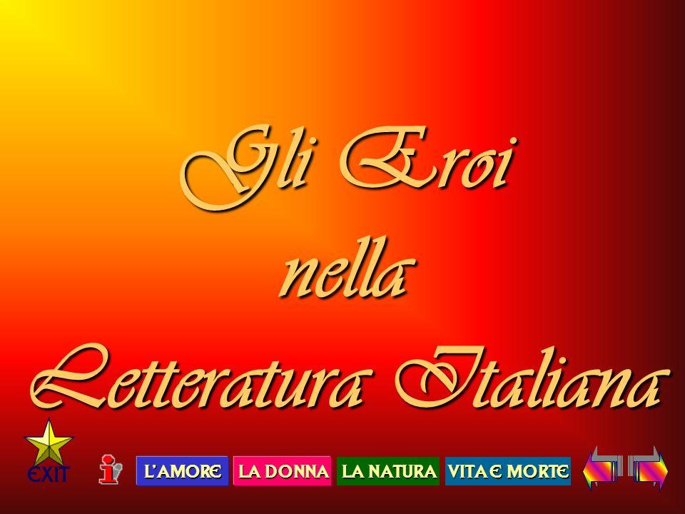 Gli Eroi nella Letteratura Italiana