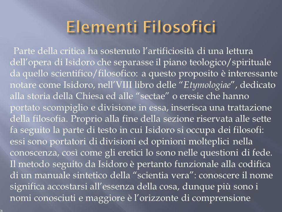 Elementi Filosofici