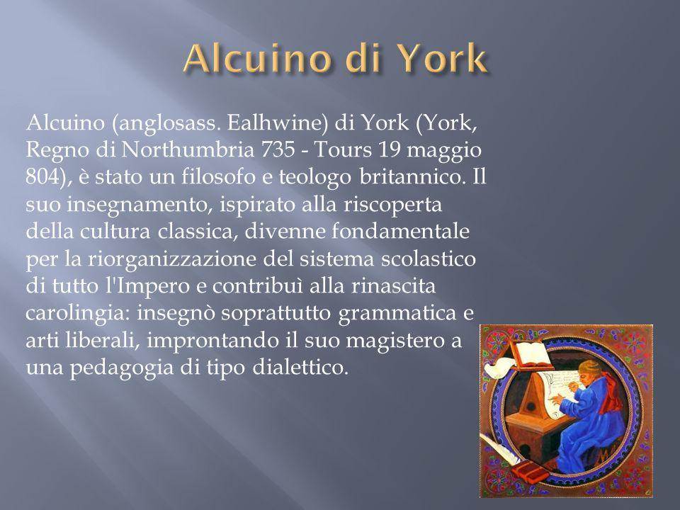 Alcuino di York