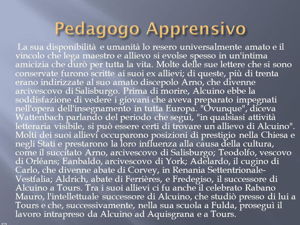 Pedagogo Apprensivo