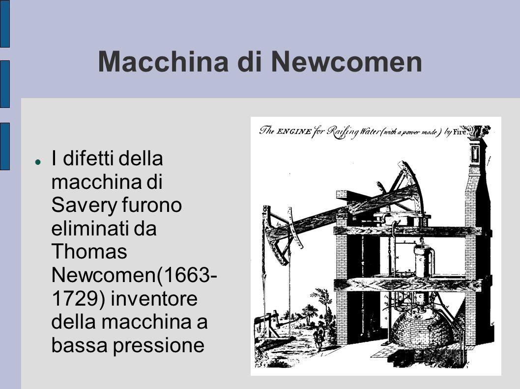 Macchina di Newcomen
