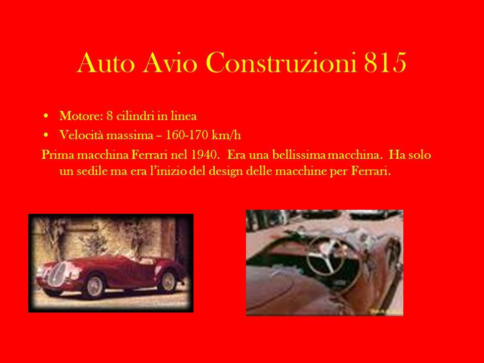Auto Avio Construzioni 815