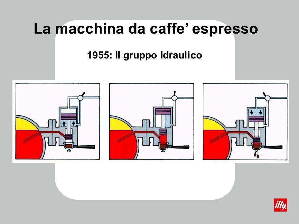 La macchina da caffe' espresso