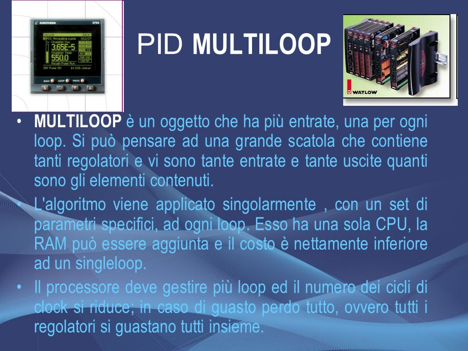 PID MULTILOOP