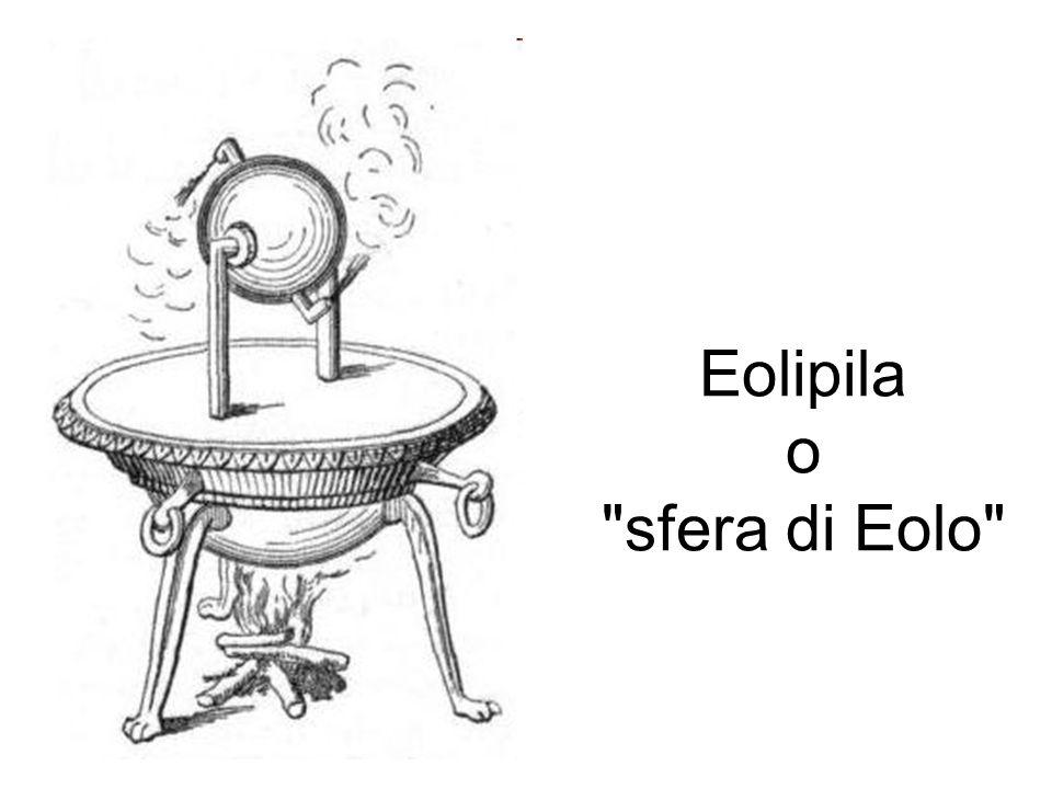 Eolipila o sfera di Eolo