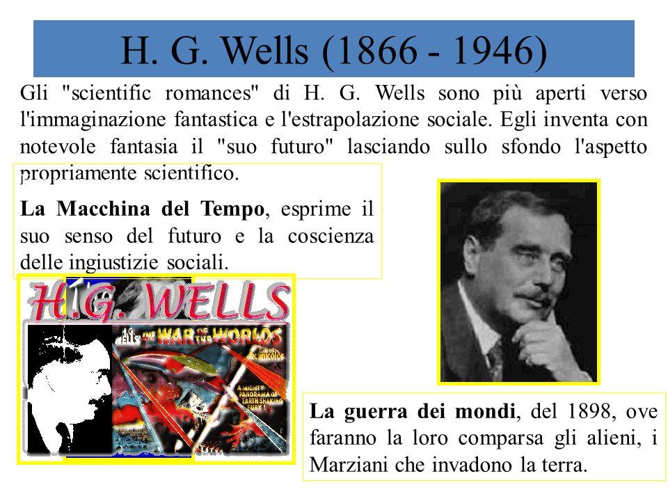 H. G. Wells (1866 - 1946)
