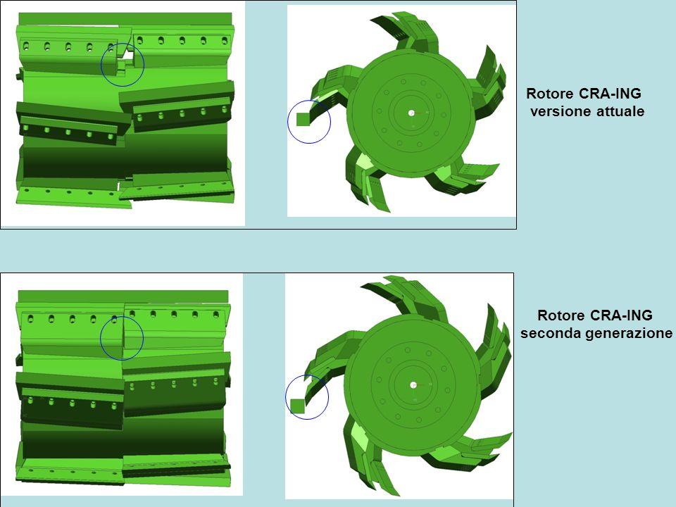 Rotore CRA-ING versione attuale Rotore CRA-ING seconda generazione 13