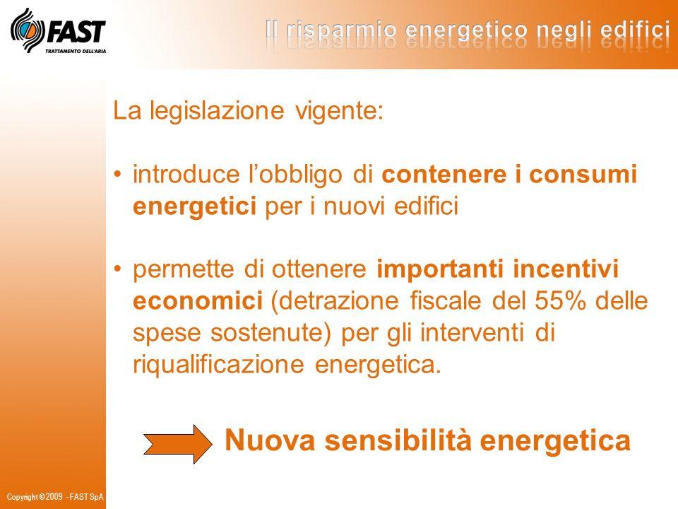 Nuova sensibilità energetica