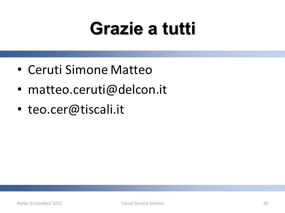 Grazie a tutti Ceruti Simone Matteo matteo.ceruti@delcon.it