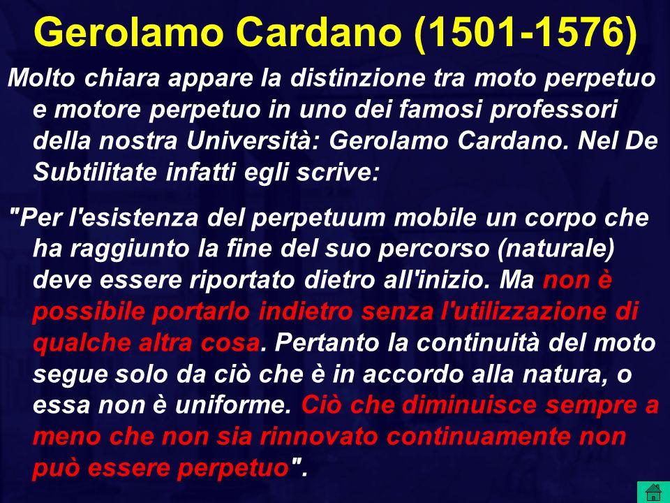 Gerolamo Cardano (1501-1576)