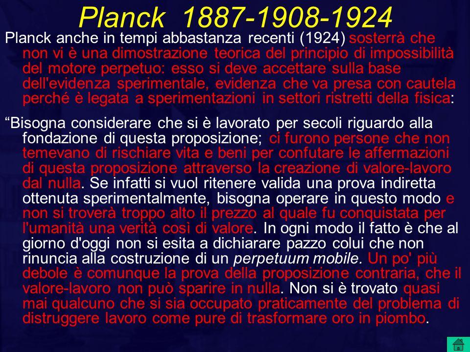 Planck 1887-1908-1924