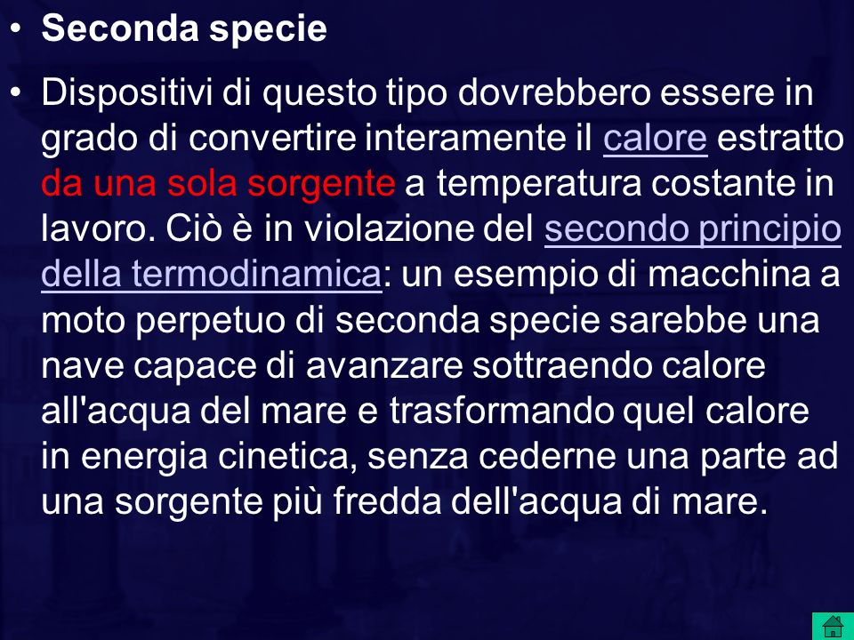 Seconda specie