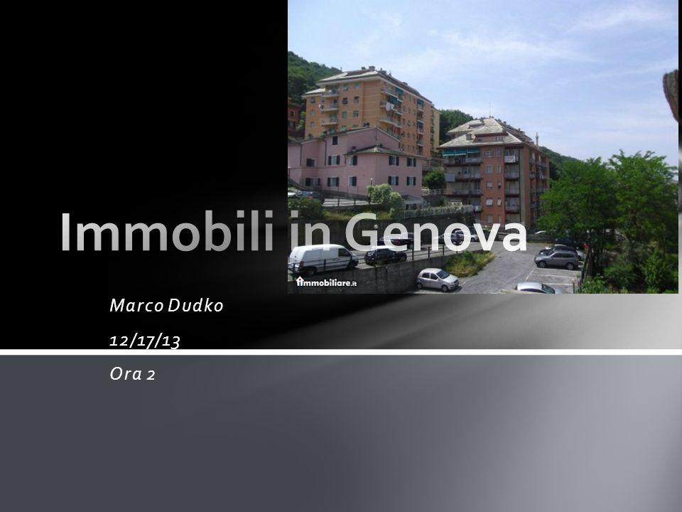 Immobili in Genova Marco Dudko 12/17/13 Ora 2