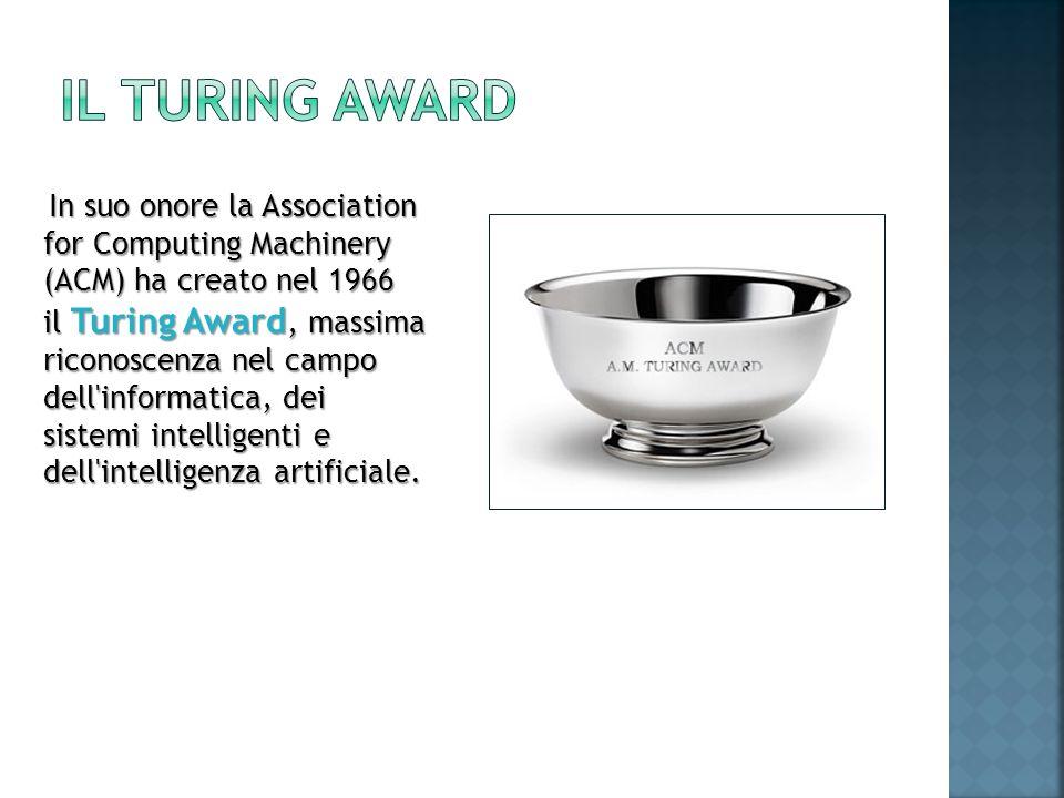 Il turing award