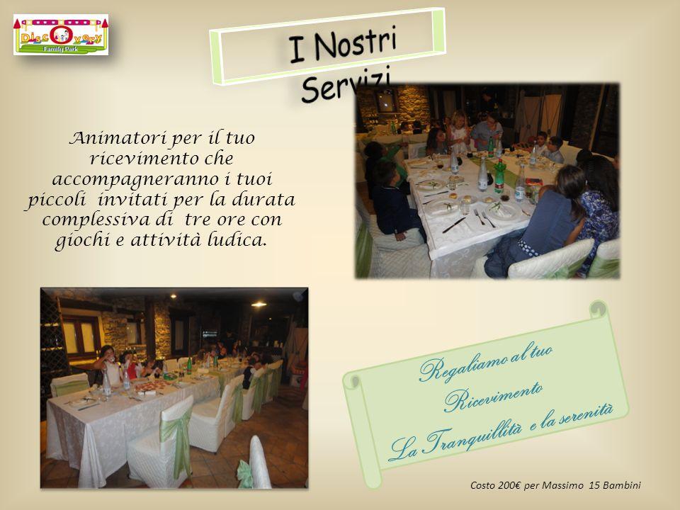 Il primo Wedding Babysitting services della Calabria