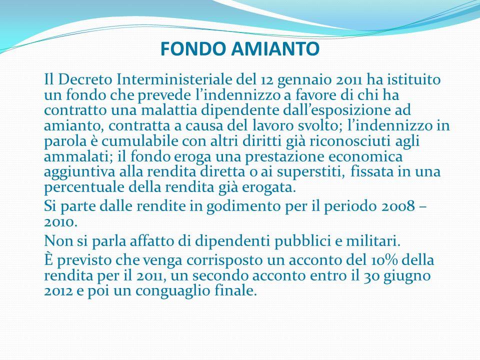 FONDO AMIANTO