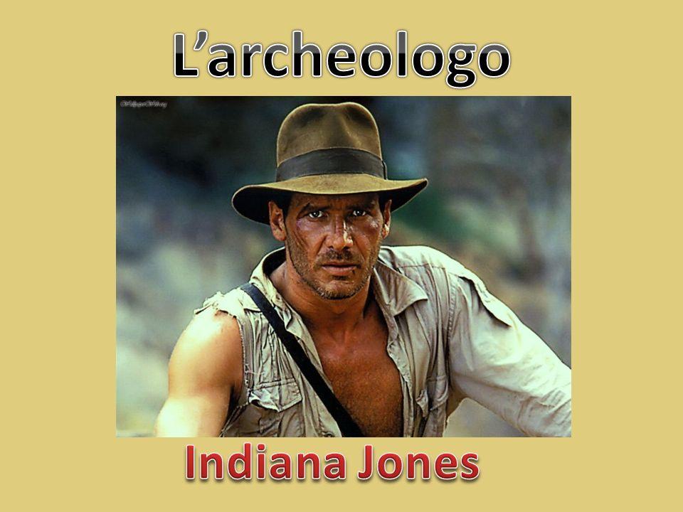 L'archeologo Indiana Jones