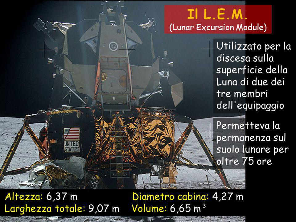 (Lunar Excursion Module)