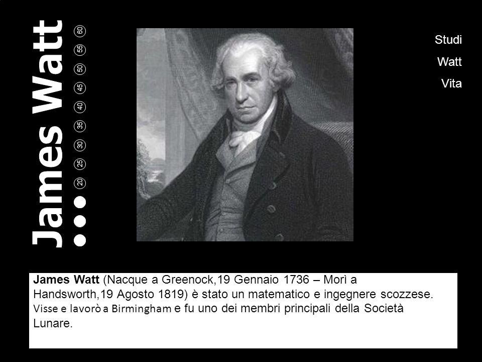 Studi Watt. Vita.