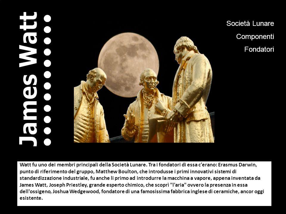 Società Lunare Componenti Fondatori