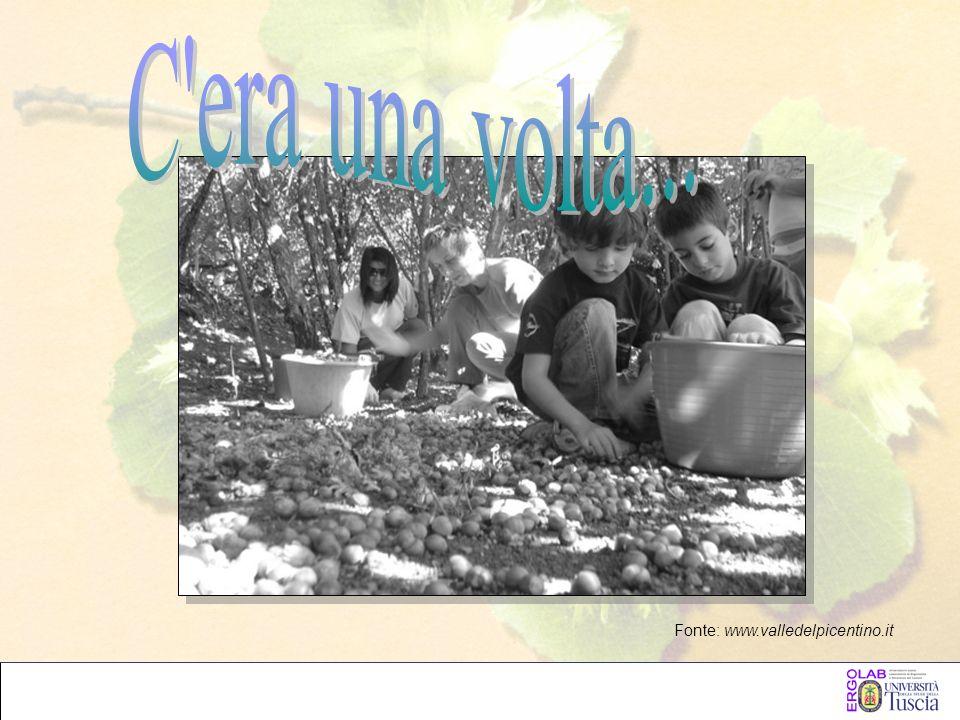 C era una volta... Fonte: www.valledelpicentino.it