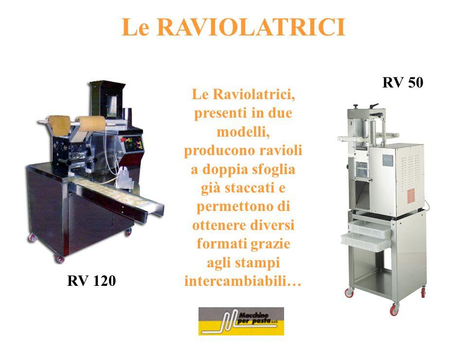 Le RAVIOLATRICIRV 50.