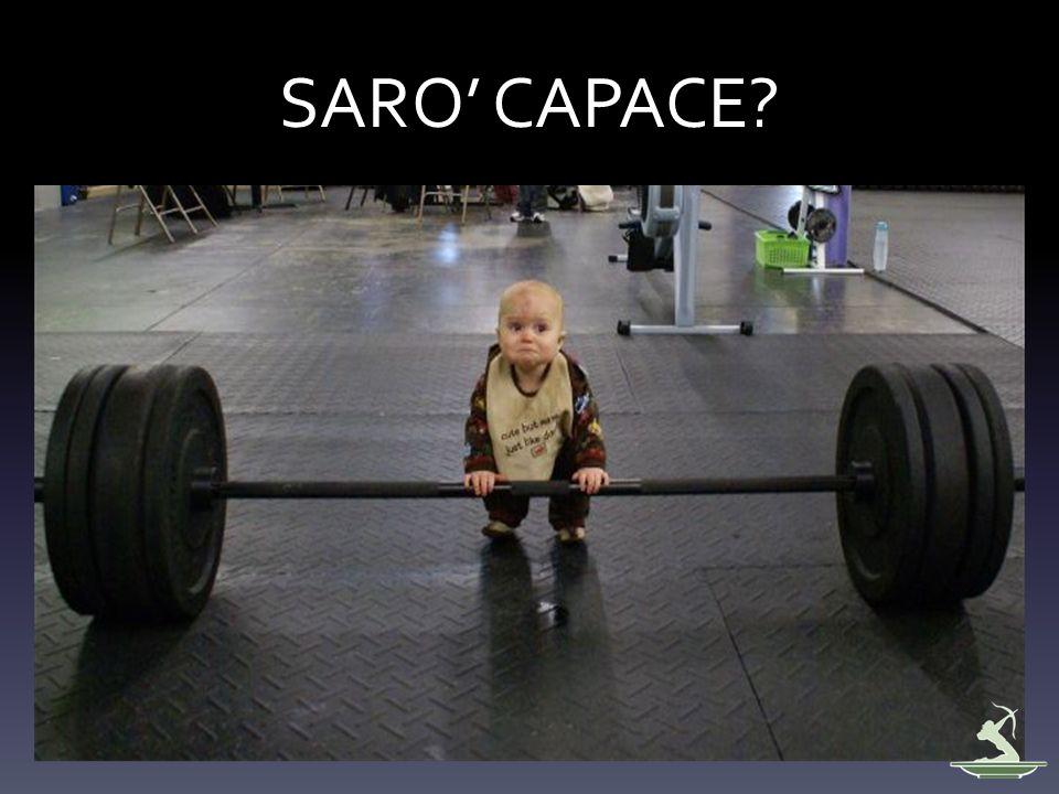 SARO' CAPACE