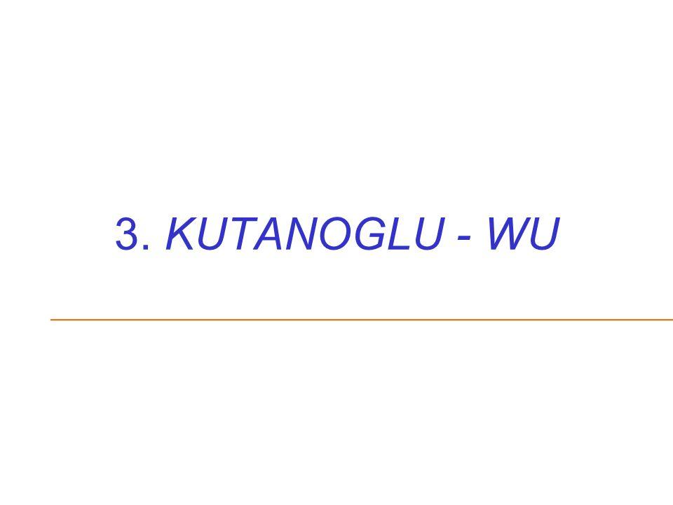3. KUTANOGLU - WU