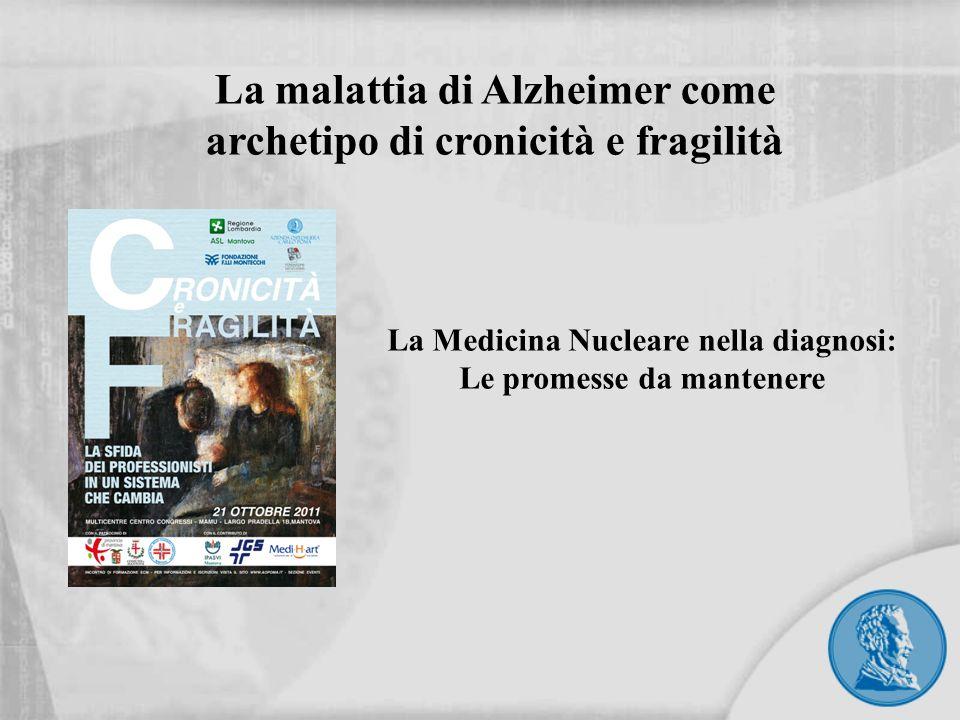 La malattia di Alzheimer come archetipo di cronicità e fragilità