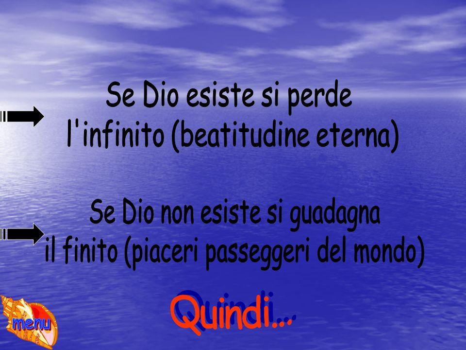 l infinito (beatitudine eterna)