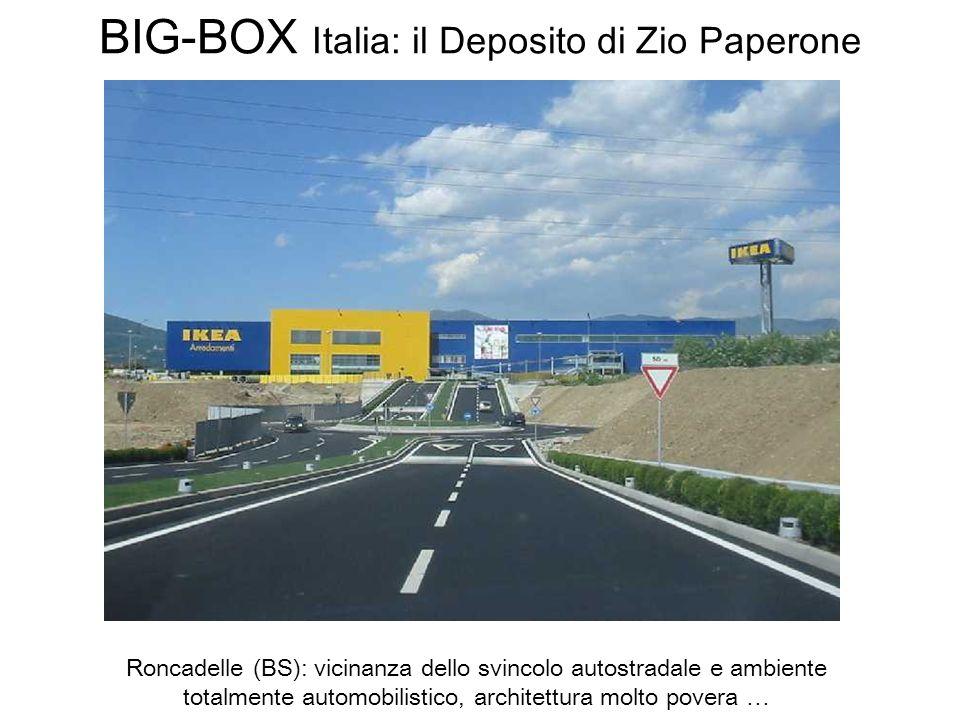 BIG-BOX Italia: il Deposito di Zio Paperone