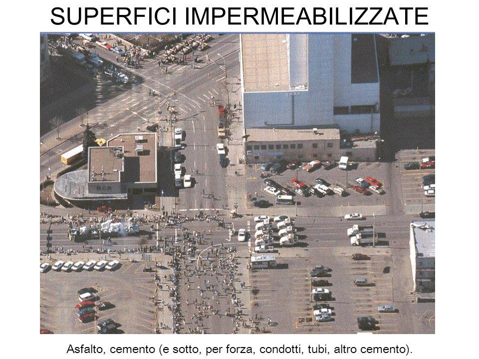 SUPERFICI IMPERMEABILIZZATE